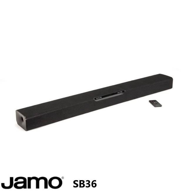 永悅音響 Jamo SB36 Soundbar 微型劇院 黑 全新公司貨 歡迎+聊聊詢問(免運)
