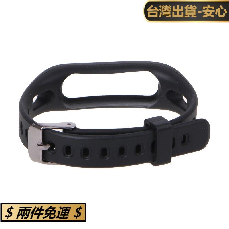 麋鹿社🚀華為 3E / Honor Band 4 跑步版的 Quu 腕帶錶帶 TPU 可調手鍊運動更換
