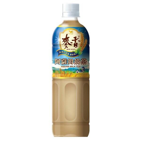 統一 麥香 阿薩姆奶茶 600ml 【康鄰超市】