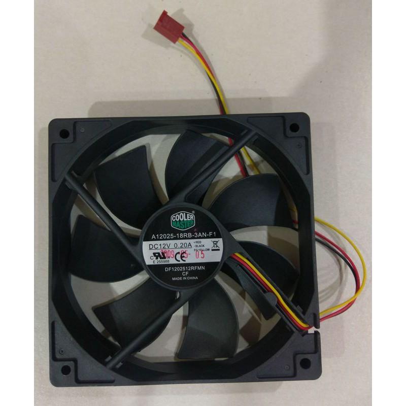 Cooler Master 12 CM 1800轉系統風扇 / 託售商品~~