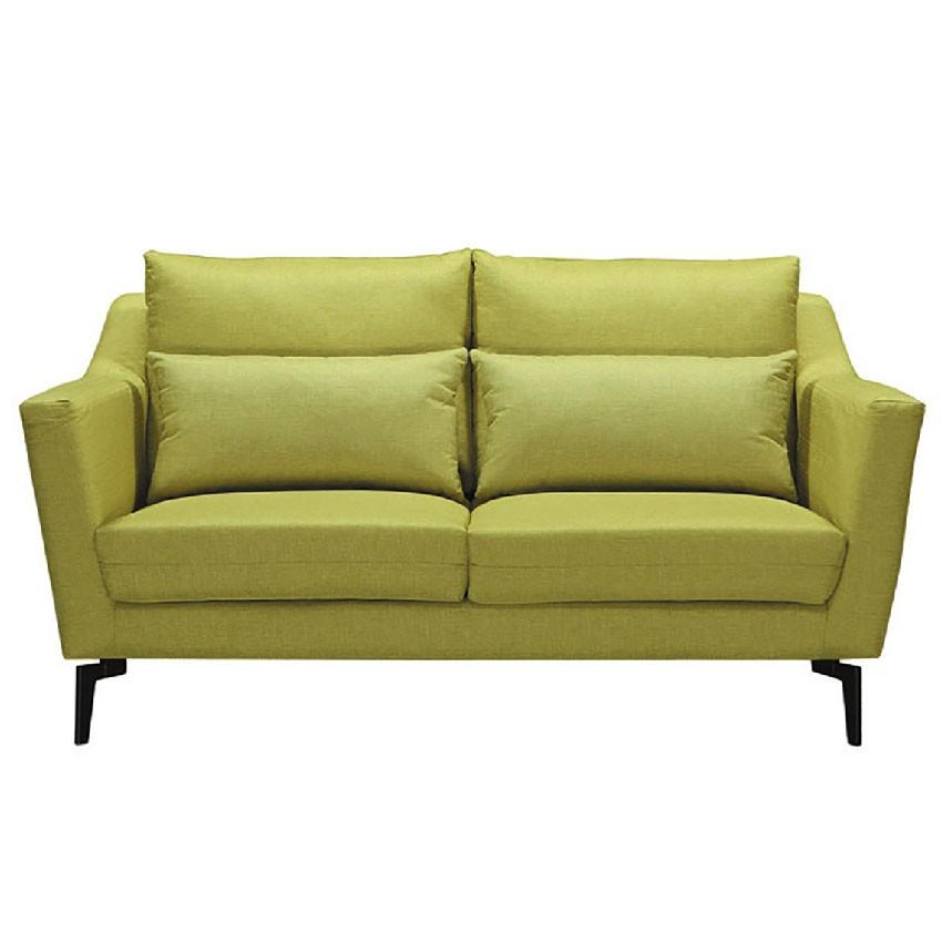 【158cm雙人沙發-E427-Z010】雙人座 L型沙發 貓抓皮 布沙發 沙發床 沙發椅 【金滿屋】