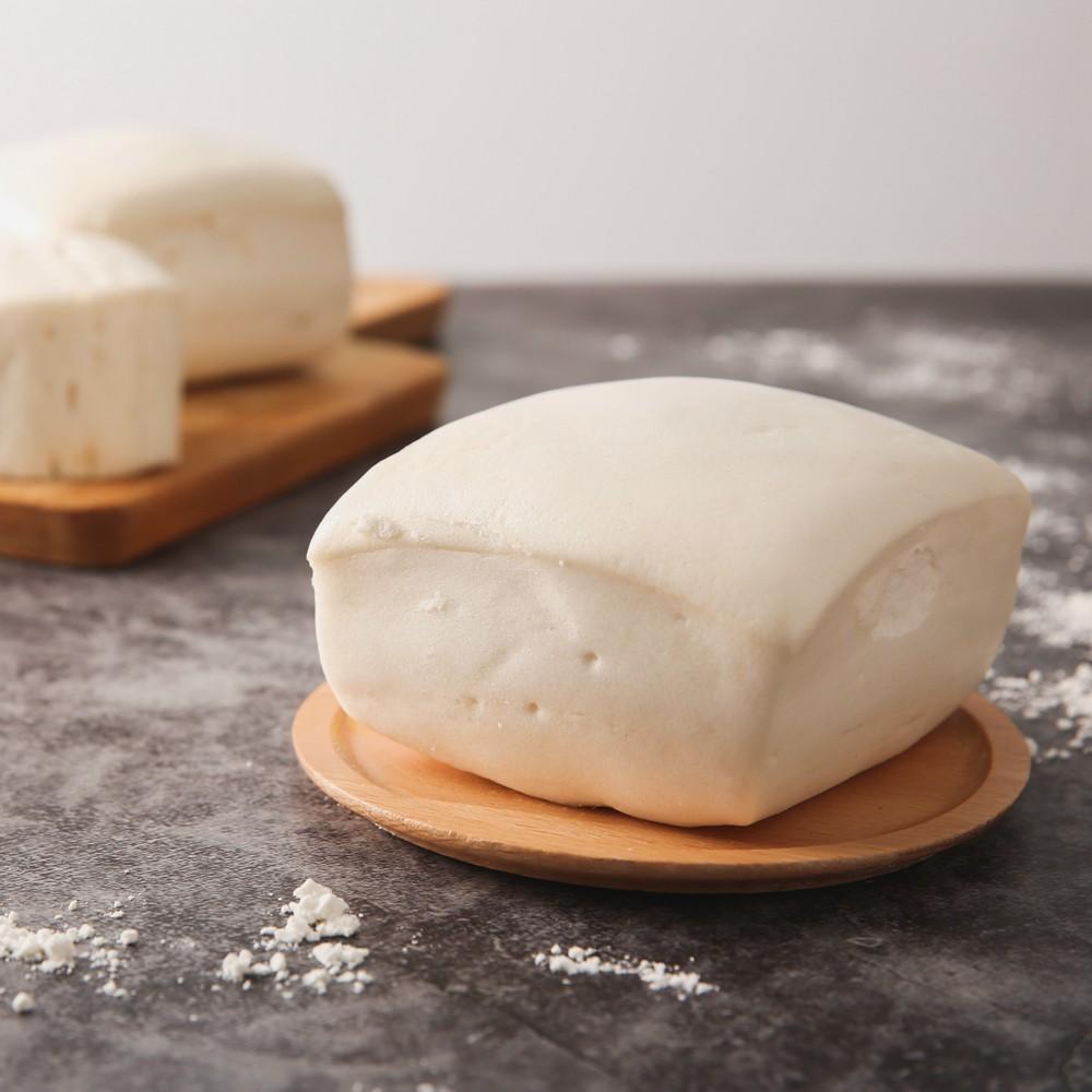 【京采】鮮奶饅頭(奶素)-(140gX4入) 源自金門 樸實手工好滋味