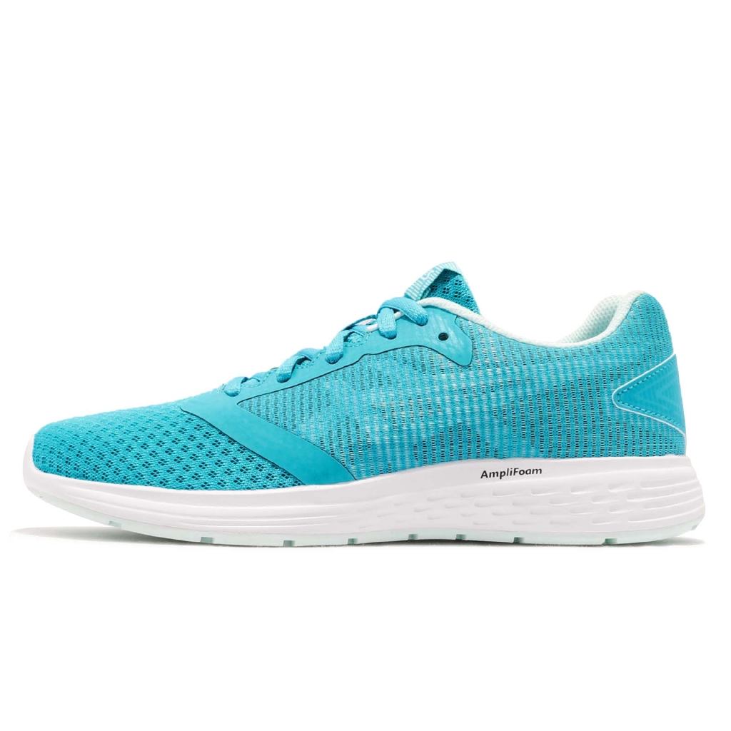 【ACS】Asics 慢跑鞋 Patriot 10 藍 白 女鞋 入門款 基本款 1012A117400