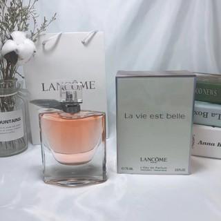 免稅店購入 Lancome蘭蔻 La Vie Est Belle 美麗人生 75ml