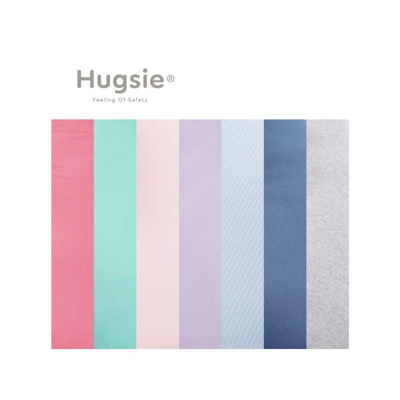 Hugsie 美國棉純棉孕婦枕/孕婦舒壓側睡枕-防螨款