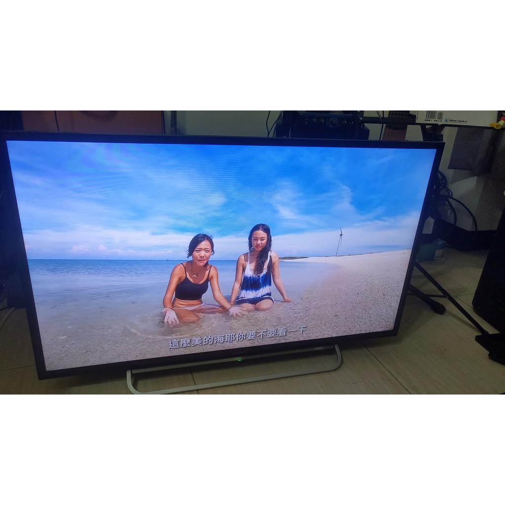 【保固6個月】新北市SONY 43吋3D 高階 安卓連網智慧電視(KDL-43W800C) Android 液晶電視