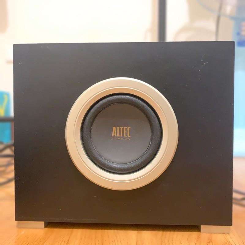 二手「ALTEC喇叭」