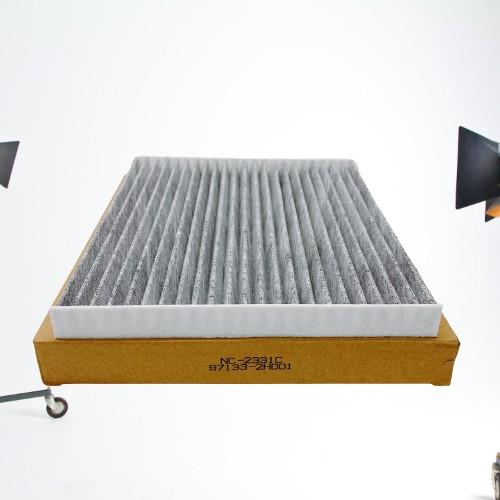 油漲價 ELANTRA 1.8 12- CARENS IONIQ ECOSPORT 活性碳 冷氣芯 冷氣濾網 冷氣濾芯