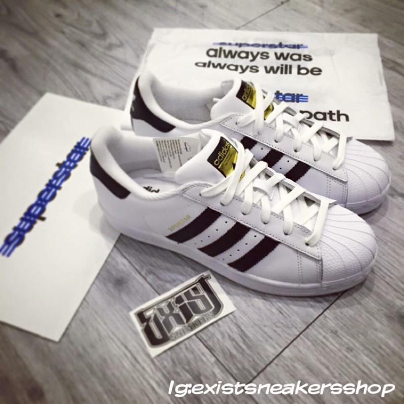 Adidas Superstar 金標 貝殼鞋 C77124