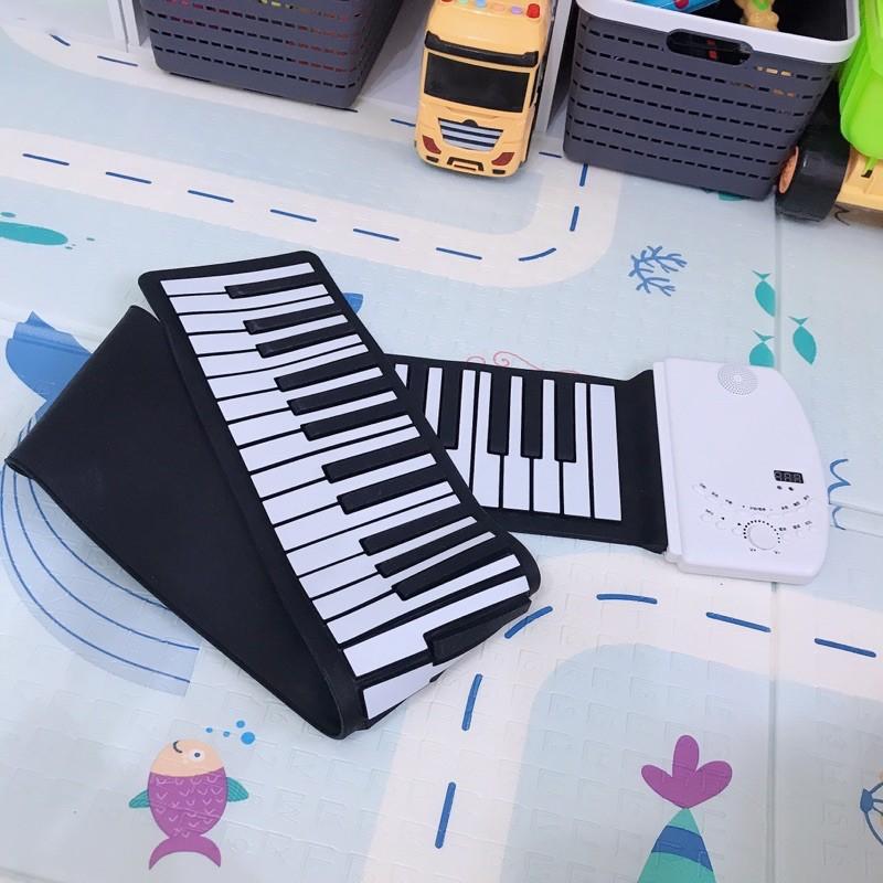 質感超好 手捲鋼琴 附收納袋