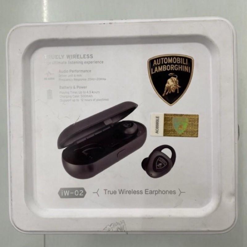 藍寶堅尼 TWS 真無線藍芽耳機