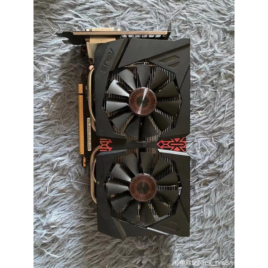 Nvidia 顯卡 - 華碩 gtx960 4g 猛禽頂級品質工藝