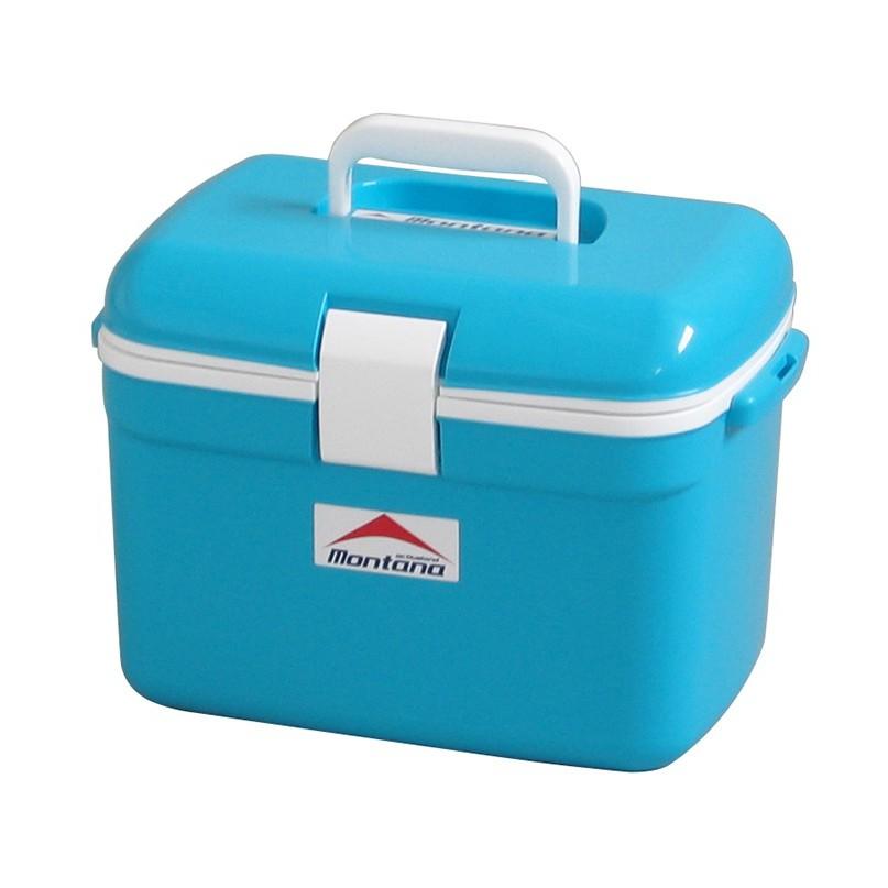 Montana日本製戶外冰桶 13L藍【佳瑪】