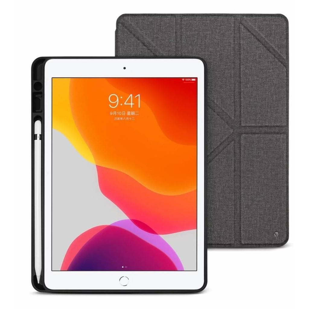 JTLEGEND 布紋皮套 iPad Pro 2020. Amos 11 吋.12.9 吋 相機快取多角度折疊 含筆槽