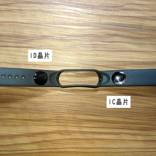 小米手環5 6代適用 門禁卡 IC+ID 雙頻支援 替換錶帶 (非貼片)