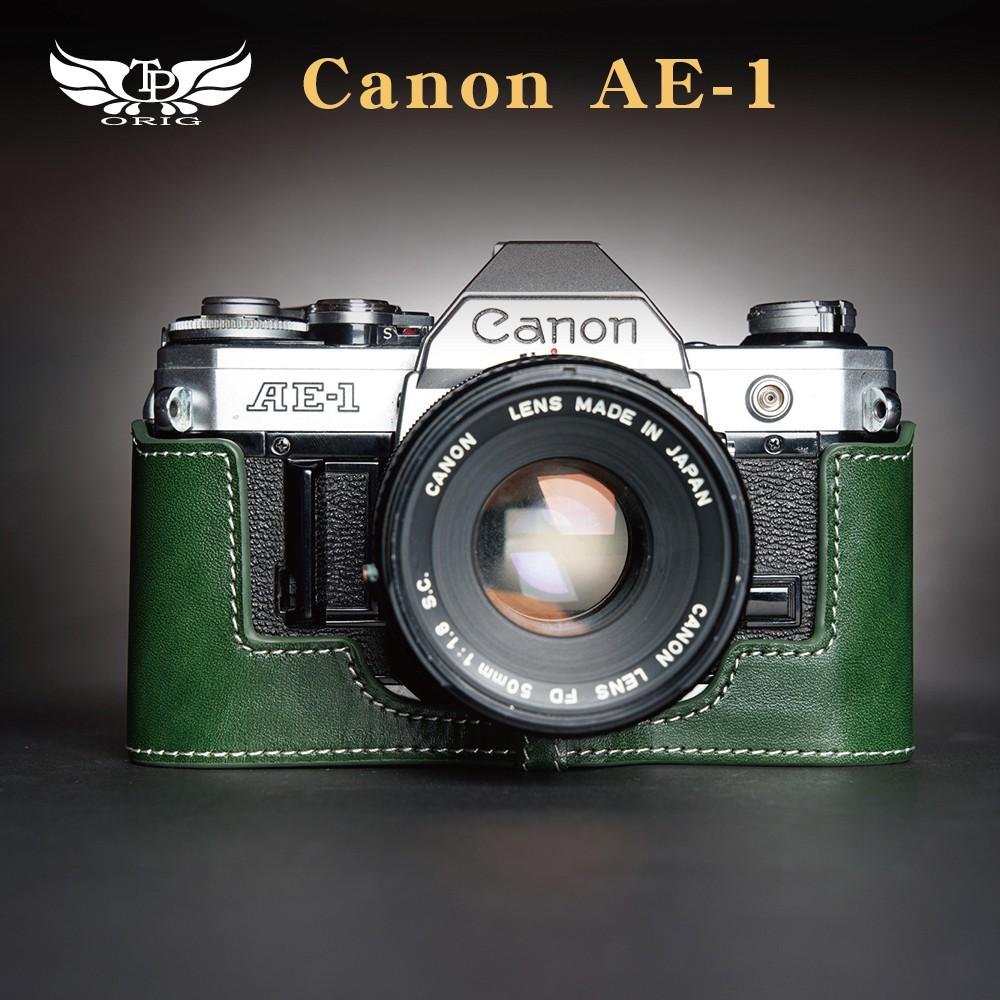 【TP ORIG】相機皮套  適用於  Canon  AE-1 AE1  專用