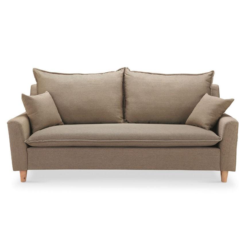 【168cm多色三人布沙發-E315-2】三人座 L型沙發 貓抓皮 布沙發 沙發工廠【金滿屋】