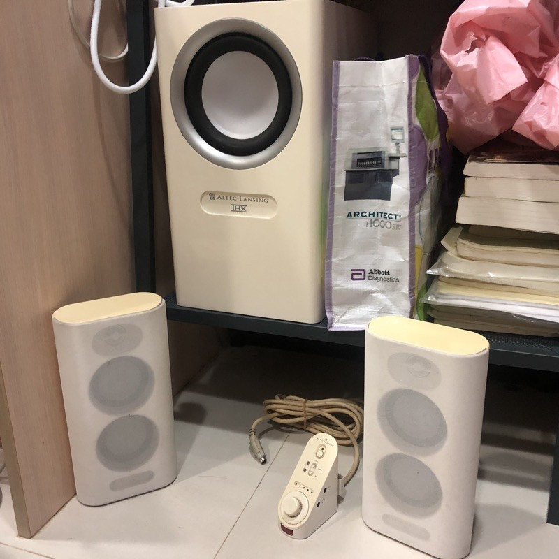 Altec Lansing MX5021 白色