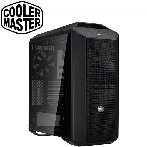 CoolerMaster MasterCase MC500P 玻璃透側/E-ATX/USB3.0*2/USB2.0*2
