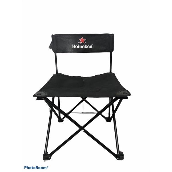 【泰盛精選】海尼根 休閒好摺椅 折疊椅 露營 休閒 戶外 椅子 收納 攜帶型 折疊 露營