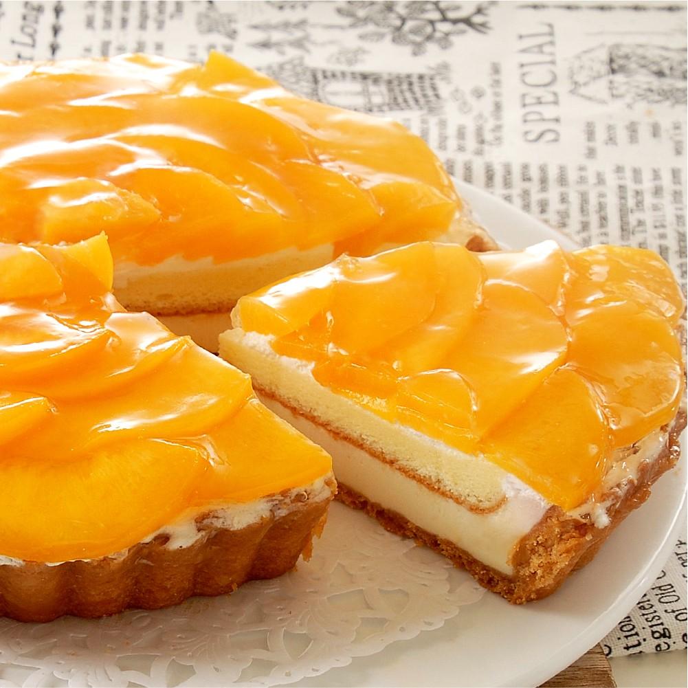 【亞尼克】水蜜桃派6吋【單口味組】