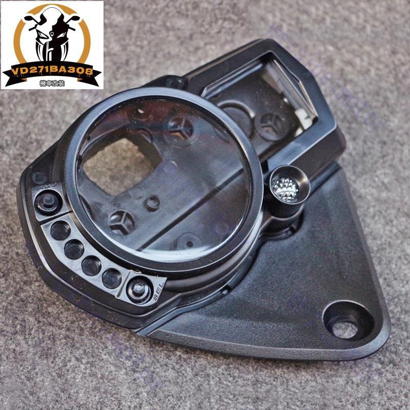 鈴木GSXR600 / 750摩托車SpeedoMeter儀表轉速表蓋適合2006-2010 K6#Vd271ba308
