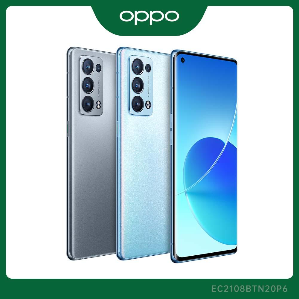 OPPO Reno 6 Pro (12G/256G) 6.55吋 65W超級閃充 20倍數位變焦