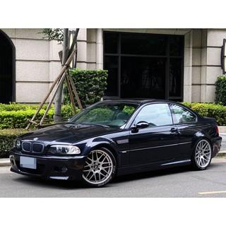 跑少 原版件 AC四出尾管中古車 2002 BMW M3 跑少 原版件 AC四出尾管 認證車 桃園市