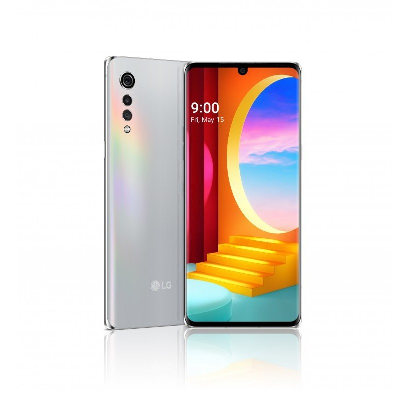 LG G9  5G (6G/128G) 6.8吋 G900N 全新未拆封 公司超長保固18個月 送小米藍牙運動耳機