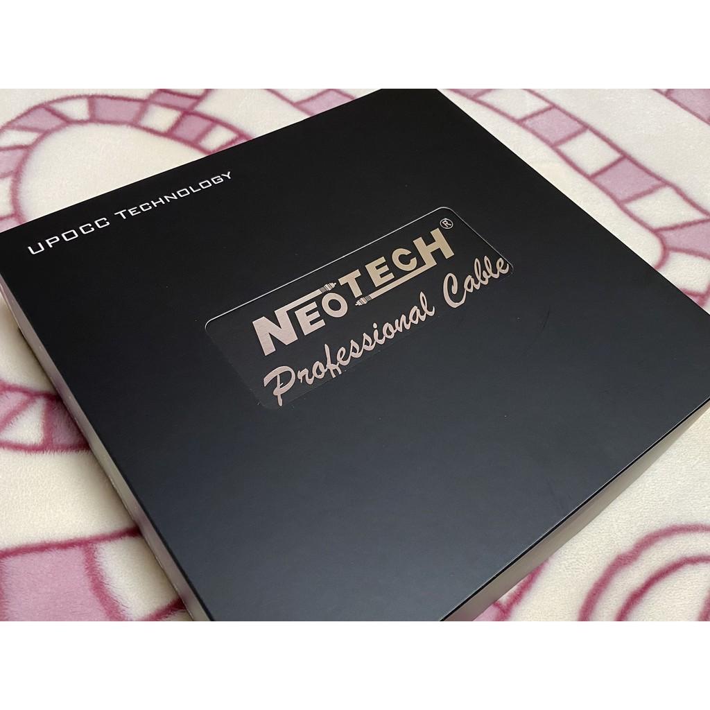 廠製 萬隆.尼威特 NEOTECH NEP-3200 UP-OCC 單結晶銅 廠線 電源線 可面交
