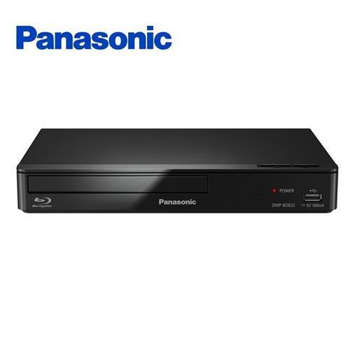 Panasonic 國際牌 藍光播放機DMP-BD83-K / DMP-BD83