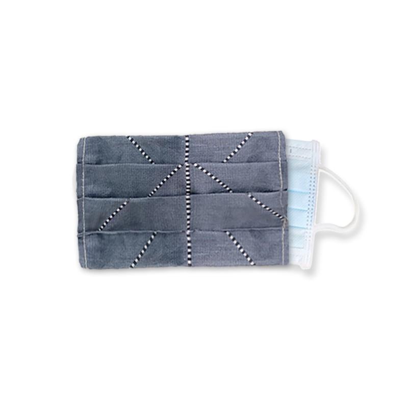 精梳棉口罩防護罩 1入 BK批發小舖 延長口罩使用壽命