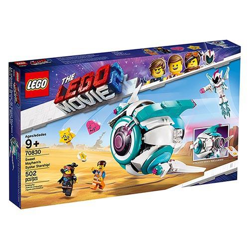LEGO 樂高 70830 甜蜜混亂的球形星際船艦 樂高玩電影系列 < JOYBUS >