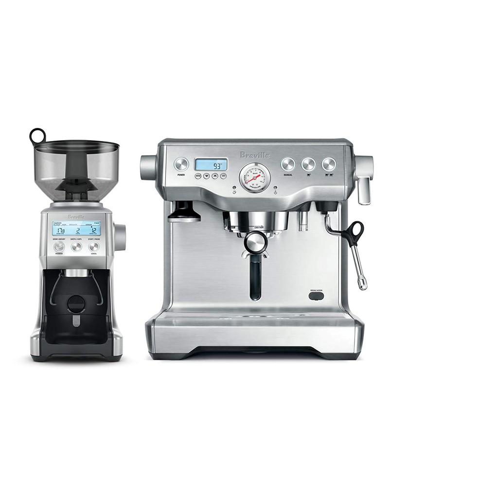 全新 澳洲代購  Breville BES920 主機 +BCG820磨豆機 咖啡機 半自動 咖啡 磨豆機