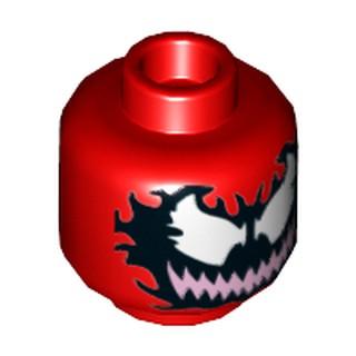 公主樂糕殿 LEGO 76036 超級英雄 猛毒之子 屠殺 頭 紅色 3626cpb1450 (A204) 新北市