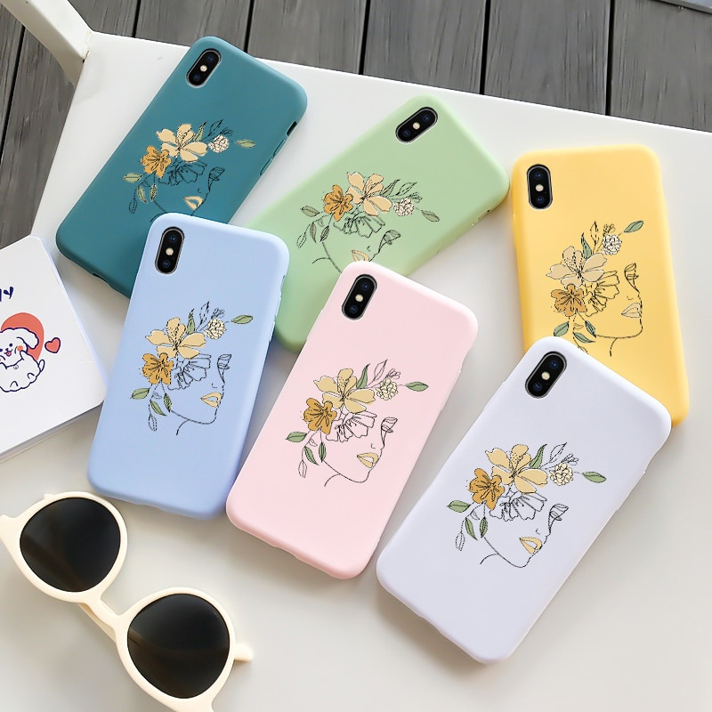 iphone x xs xsmax xr 5 5s se1 iphonx 彩色手機殼