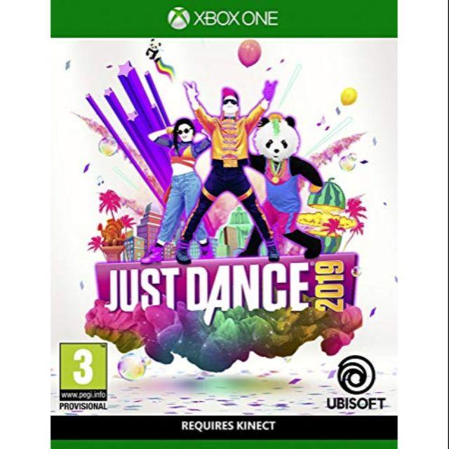 【初代電玩數位】XBOX ONE kinect 中文 舞力全開 2019 Just dance 2019 數位版