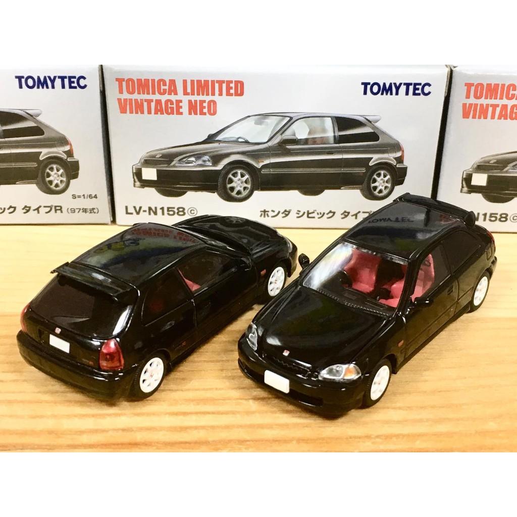 TOMYTEC LV-N158c Honda CIVIC Type R 97年式