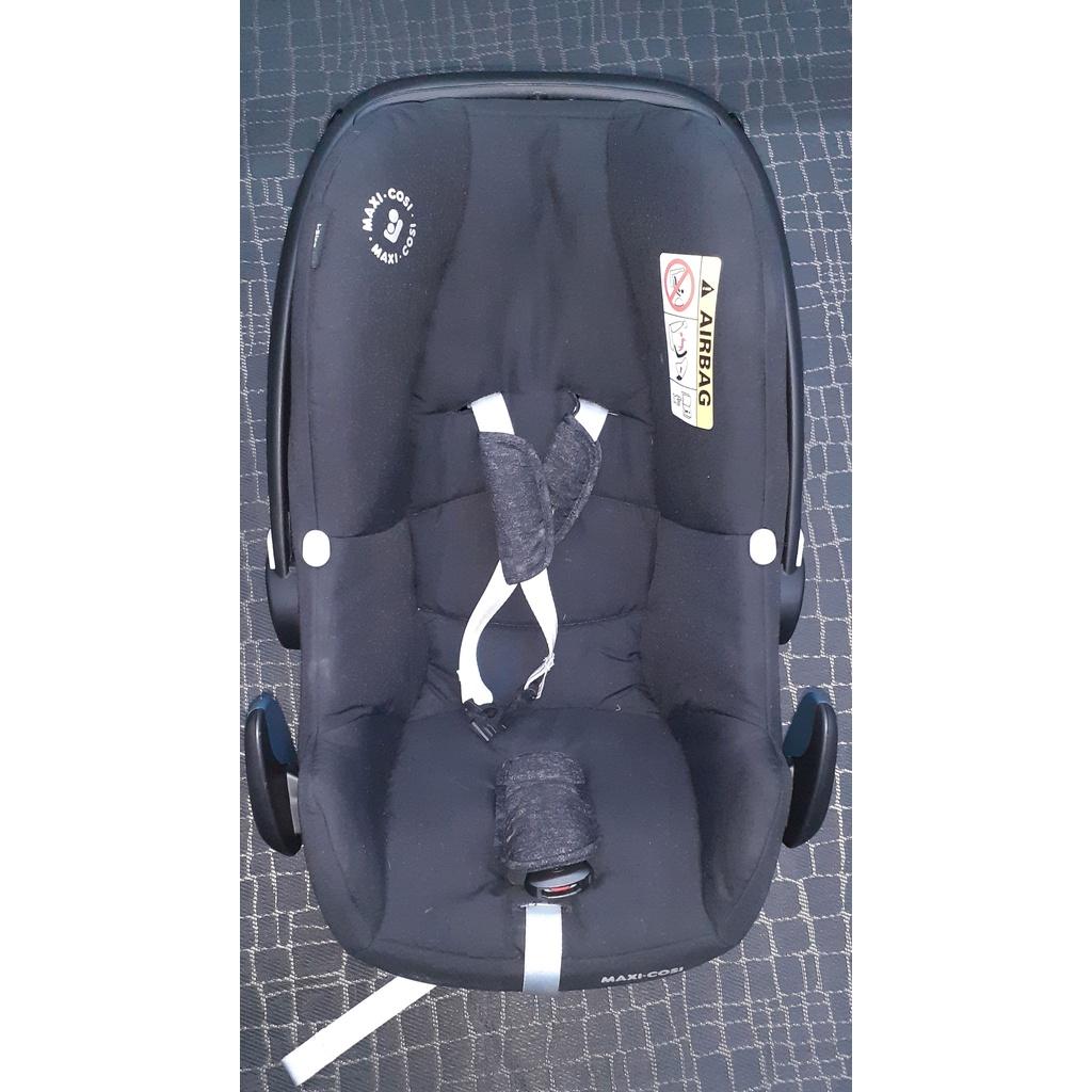 汽車兒童安全座椅 Nuna Rebl Plus  0-4歲 冰霜灰色  可面交