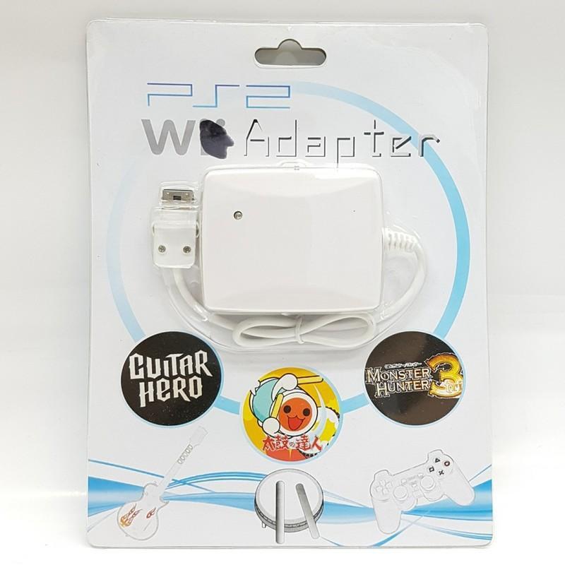 PS2手把轉WII轉接器 可以轉 吉他/手把/大搖桿 直購價400元 桃園《蝦米小鋪》