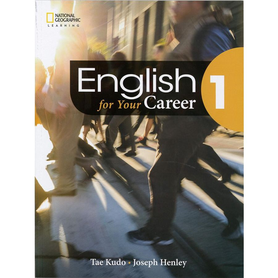 English for Your Career 1 (+MP3) 誠品