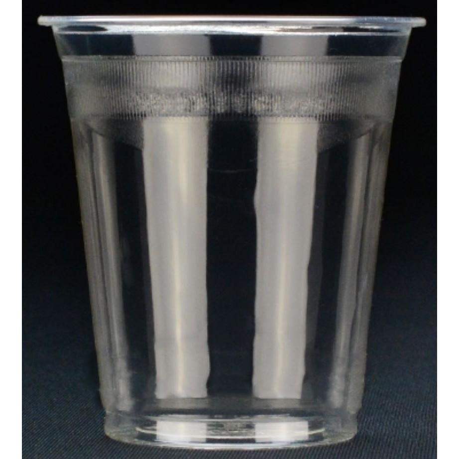 PLA環保杯 R200Y 1000入/箱 200cc 水杯 透明杯 冷飲杯 透明杯 塑膠杯子 飲料杯 冷杯 水杯