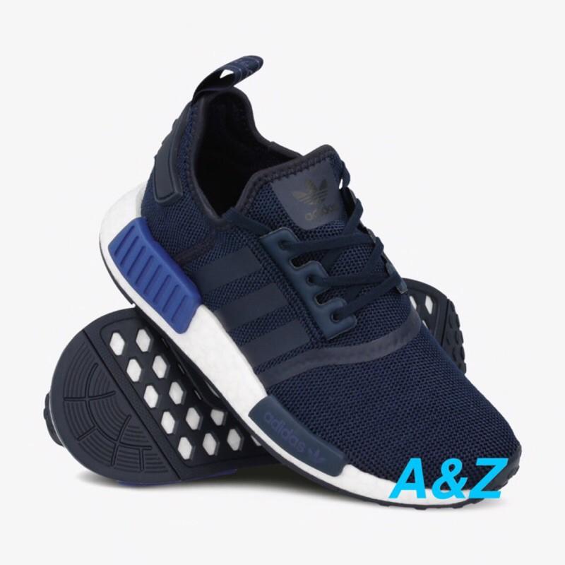 正品(預購區)Adidas nmd R1 GS J EE6675 東京藍