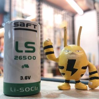 【全電行】快速出貨│法國 SAFT LS 26500 3.6V 7.7Ah 一次性鋰電 電池 高雄市