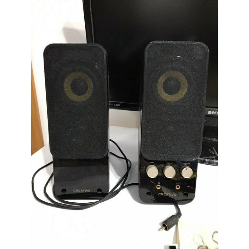 CREATIVE GIGAWORKS T20 喇叭 電腦喇叭 電視喇叭 音響 重低音 主機 喇叭