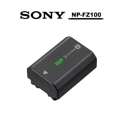 SONY NP-FZ100 Z系列智慧型鋰電池 【宇利攝影器材】 適用 A7III A7RIII A9 原廠電池