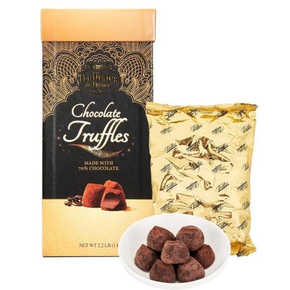 【Kiki9好市多代購】松露巧克力 Truffettes De France代可可脂松露巧克力禮盒