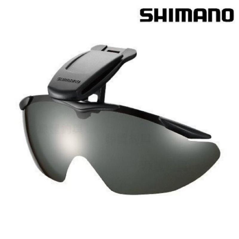 =佳樂釣具=SHIMANO HG-002N 夾帽式釣魚 偏光鏡 偏光鏡