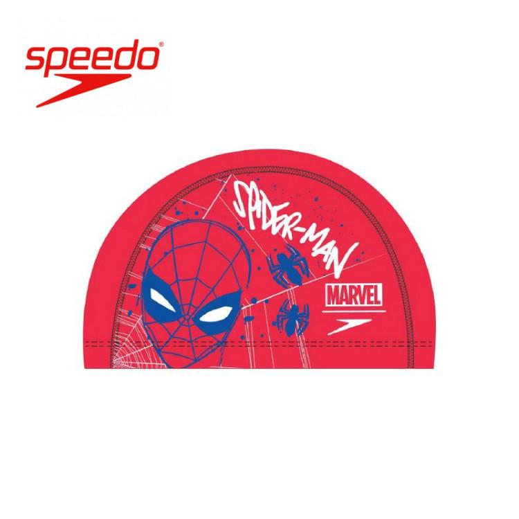 泳帽 Speedo 兒童合成泳帽 蜘蛛人 SD811307F294 小孩 游泳 漫威