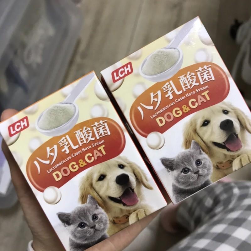 日本原裝🇯🇵現貨秒出~LCH寵物專用乳酸菌/益生菌(30g/罐)附湯匙